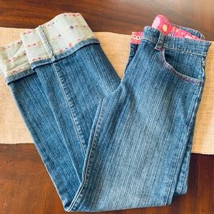 Girls Gymboree Jeans Size 10 great condition